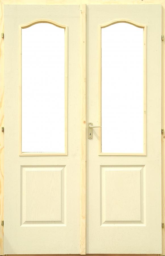 Alapmázolt beltéri ajtó festése